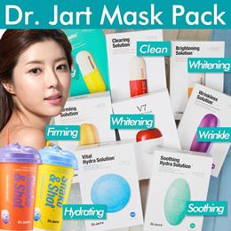 ★[Dr.Jart+] ★[Dermask Soothing Hydra Solution/Vital Hydra Solution/Firming Solution/Wrinkless Soluti