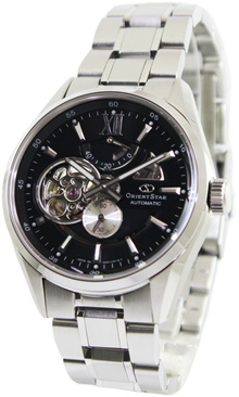 Orient Star Automatic Semi Skeleton Power Reserve SDK05002B DK05002B Mens Watch