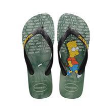 Havaianas Simpsons Ice Grey Flip Flop