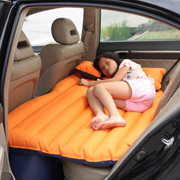 Oxford material auto inflatable mattresses, car beds