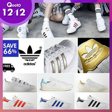 [ADIDAS] ♥12.12Promotion♥Dec update 40 TYPE Superstar / Stan smith  shoes collection / Qprime