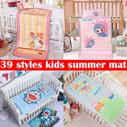 Cooling mat Summer Sleeping Mat Cool n Comfortable baby Bed Mat kids summer mat 1 mat+1 Pillow
