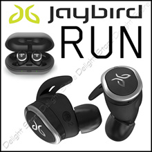 ◆Jaybird RUN TRUE WIRELESS SPORT HEADPHONES Bluetooth iOS Android