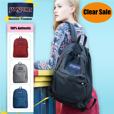 bd32be39f330 COUPON ·  Clear Sale 100% Authentic Jansport  Superbreak Bag backpack solid  waterproof