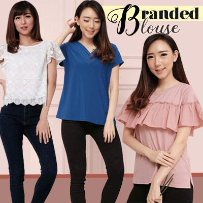 Branded Blouse Deals for only Rp67.500 instead of Rp67.500