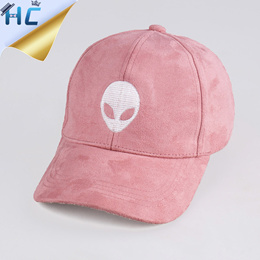 d18103afbd4 New Brand Gorras Aliens Outstar E.T UFO Fans Black Pink Suede Snapback Baseball  Cap For Men