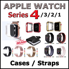 ✪Apple Watch Series 4/3/2/1✪ 44 42 40 38 mm [Case / Strap Band]