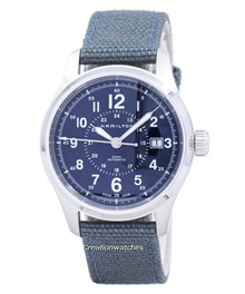 [CreationWatches] Hamilton Khaki Field Automatic H70305943 Mens Watch