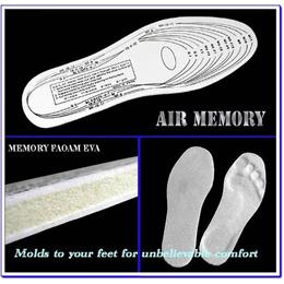 * Memory foam Shoe pad Insole * Anti - Arthritis *