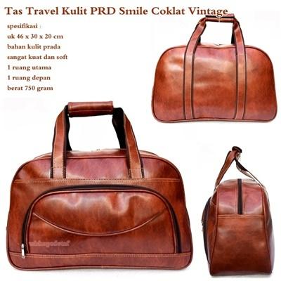 TAs Travel Besar Kulit Smile