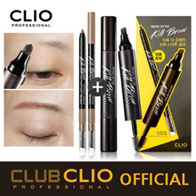 [CLUBCLIO Official e-Store] CLIO Tinted Tattoo Kill Brow XP Allday SET