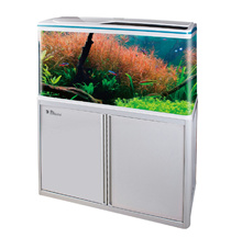 RISHENG Plug N Play Aquarium | 1005x365x610mm Tank | Aluminium Cabinet | RS-1000EF | Local Seller