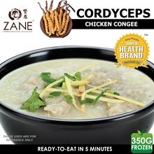 1-Day CRAZY Sale ❤️ [Healthy] Cordyceps Chicken Congee ❤️ Massive Nutrients [Ready-to-Eat]