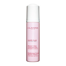 Clarins White Plus Brightening Creamy Mousse Cleanser 150ml
