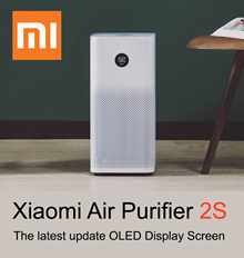 ★2016 Latest Authentic Xiaomi★ Air Purifier Gen 2/2S Mobile Apps control [Export Set]