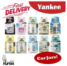 Bundle of 2 | Yankee Candle Car Jar / Car Fragrance / Scented Car Jar