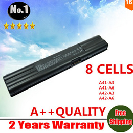 Wholesales New 4 CELLS laptop battery For ASUS X451 X551 X451C X551C X45LI9C YU12008-13007D YU12125-