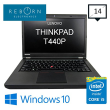 [Refurbished] LenovoThinkpad T440p/ IntelCore I5 / 160SSD / 4GBRAM / Wins10Pro/ 30 days Warranty