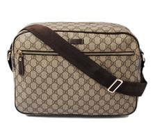 Gucci Messenger Bag / Shoulder Bag GUCCI GG Plus GG Brown / Beige 211107 [pre]