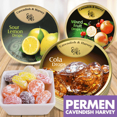 Permen Cavendish Harvey Aneka Rasa Deals for only Rp20.500 instead of Rp20.500