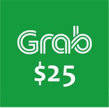 Grab $25 E-Voucher Code