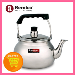 REMICO 7.0L STAINLESS STEEL WHISTLING KETTLE H-8407
