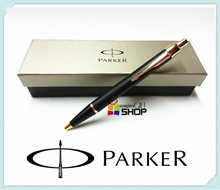 ( Meaningful Gift ) Parker IM Pen (Black Gold)+  Free Engraving Name Made in France / 100% GENUINE and ORIGINAL