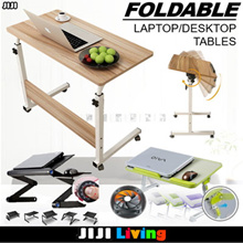 ★Laptop Tables/Desk ★Foldable ★Space Saving ★Bedside ★Storage ★E1 Wood ★Carbon Steel ★Fast Delivery