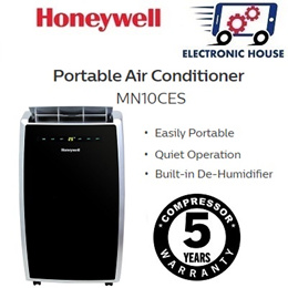 ★ Honeywell MN10CES Portable Air Conditioner ★ (5 Years Warranty on Compressor)