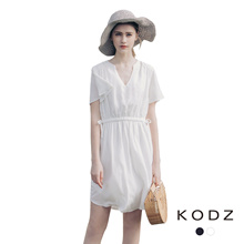 KODZ - Chiffon Dress-171123
