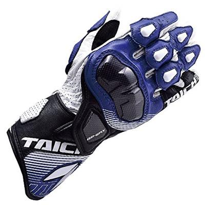 RS Taichi (ERS Taichi) Motorcycle Glove Blue (Size: L) GP - WRX Racing Glove NXT 052