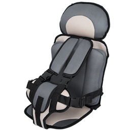 Portable Baby Safety Car Seat Kids Chairs In Car Babies Updated Version Thickening Children Cotton