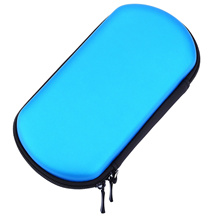 [STORAGE BAG] SHOCKPROOF TRAVEL CARRY CASE GAME POUCH PROTECTIVE COVER STORAGE BAG FOR PSV 2000 1000