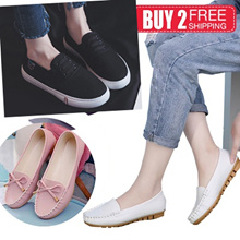 Loafers platform heels Unisex casual shoes/easy flats/breathable canvas shoes/sports shoes/Carrefour