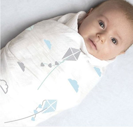 278701234a7 Muslin tree☆Multi-use Baby Swaddle☆Infant blanket☆120x120cm☆Double Layer