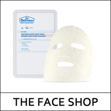 [THEFACESHOP] Dr Belmeur Daily Repair Soothing Gauze Sheet Mask 30g * 5 sheets