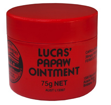 Lucas Papaw Ointment 75g Expiry Date: December 2020