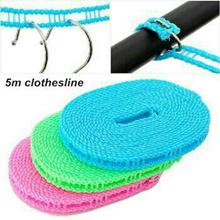 tali  jemuran 5 meter  / tali gantung baju / gantungan baju