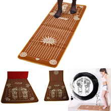 Health tourmaline therapy blanket pad foot massage foot energy massage walking carpet to promote blood circulation