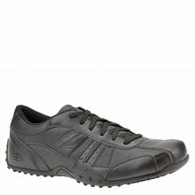Skechers for Work Mens Elston Relaxed Fit Slip Resistant Shoe