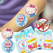 ★CHEAPEST★1+1 FREE★Children Cartoon Anti-Mosquito Patches Wrist Band★Insect Repellent