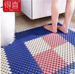 Shower room splicing floor mats bathroom toilet antiskid mat