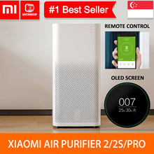 💖SG SELLER💖 [Xiaomi Smart Air Purifier 2/2s/Pro] - use app check air quality -1stshop singapore