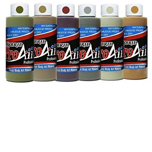 Qoo10 Showoffs Body Art Body Body Paint Direct From Usa Face Painting Make Cosmetics