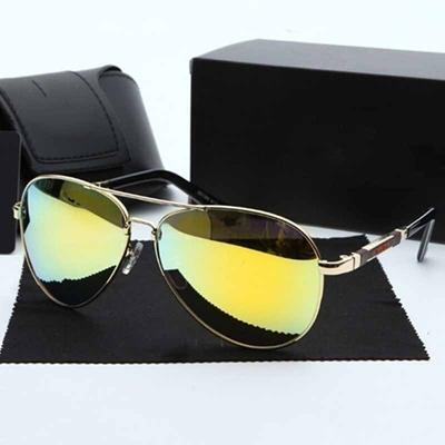 2017 Metal Fashion Men Cool New Frame Police Sports Sunglasses Polarized Outdoor PkuZOXi