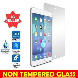 iPad Air 1/2 Pro 9.7 Screen Protector Plastic Film 0.1mm Clear / Matte