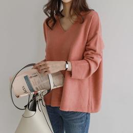 [CHICHERA] Korean fashion NO.1 / Cozy knit