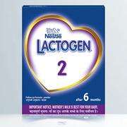 Nestle LACTOGEN 2 Follow-Up Formula Powder - After 6 months Stage 2 400g