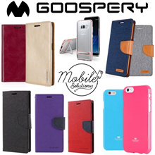Goospery ★ Xiaomi ★ Mi Max ★ Redmi Note 5 / 5A / 5A Prime / 5+ / 4 / 3 / 2 ★ Fancy Diary ★Jelly Case