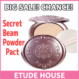 [Etude House] ★Best Price!★ Secret Beam Face Powder Pact ※Free Shipping※